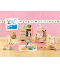 calico critters bedroom set calico critters baby s nursery set