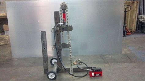 10 ton frame floor buy 10 ton portable floor frame machine pulling post for