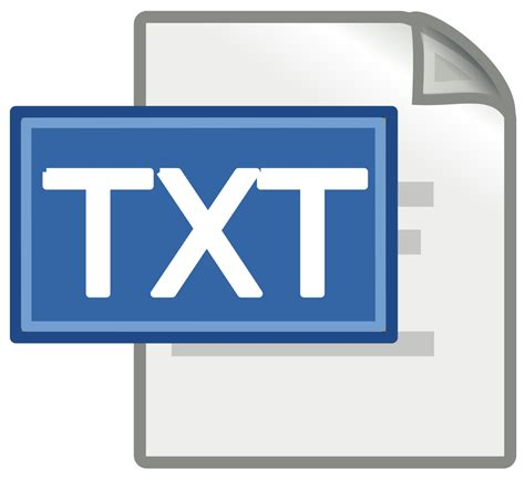 File:Text-txt.svg - Wikipedia .txt