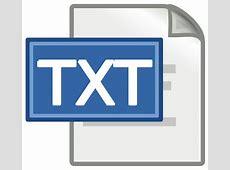 File:Text-txt.svg - Wikipedia .txt