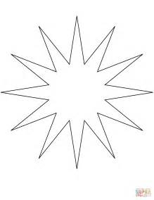 6 star coloring pages free premium templates draw large star template printable 23 about remodel