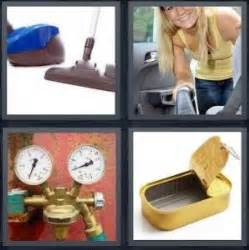 4 Letter Words Out Of Empty 4 pics 1 word answer for sweeper clean pressure