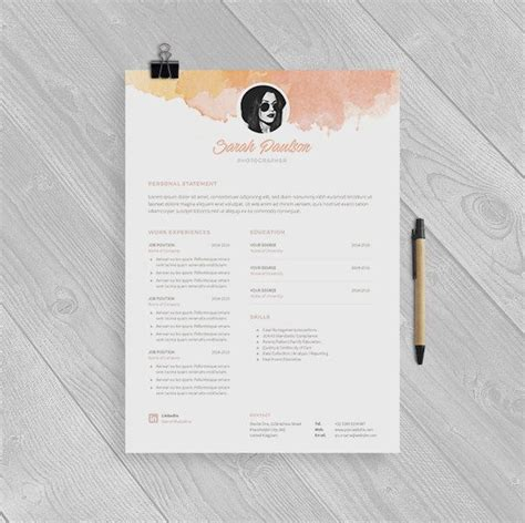 Business Letter Template Photoshop Best 20 Creative Resume Templates Ideas On Creative Cv Design Layout Cv And