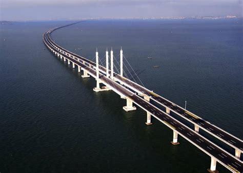 grande porto cinese news cina inaugurato il ponte pi 249 lungo mondo