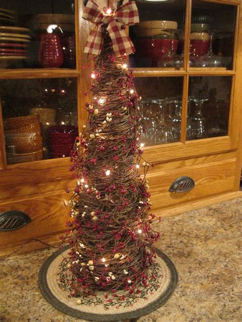 17 best ideas about primitive christmas decorating on