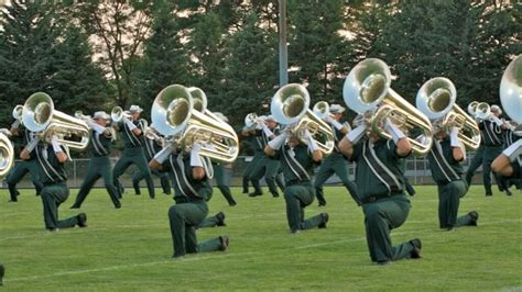 tuba section contras from the 2012 scouts
