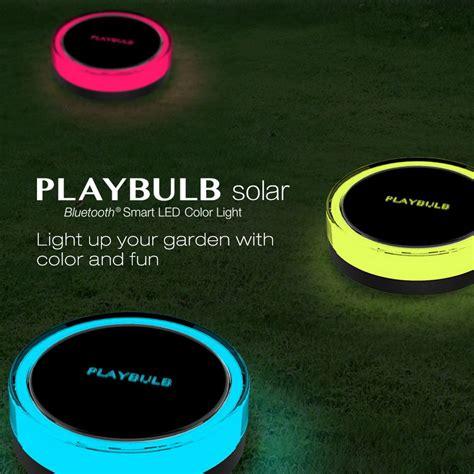Home Decor Buy Now Pay Later Mipow Playbulb Bluetooth Wireless Solar Power Garden Light