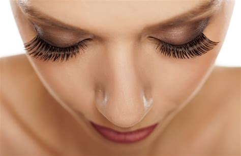 eyelash extensions and perming tonic day spa