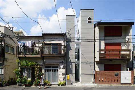 Small House Design Ideas Japan Living In A Gap Ondesign S Residential Project