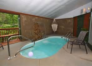 cabin for 2 w indoor swimming pool and homeaway