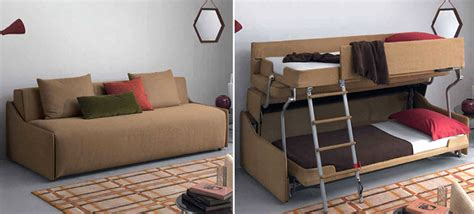 sofa turns into bunk bed this bunk bed sofa out transforms even optimus prime