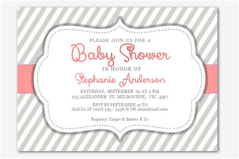 microsoft templates for baby shower 7 best images of invitation templates word 2010 wedding