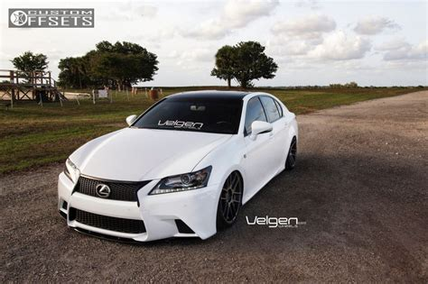 custom lexus is 350 2014 wheel offset 2014 lexus gs350 flush bagged