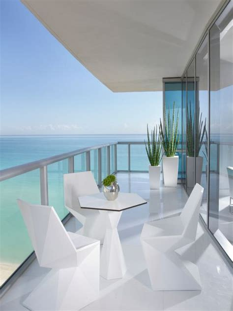 Miami Home And Decor Magazine Highrise Condo Balcony Ideas Home Design Ideas Pictures