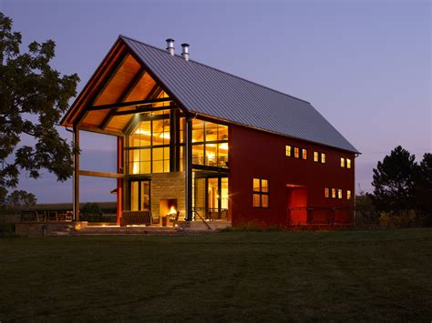 red barn plans pole barn house plans houzz barn and porch