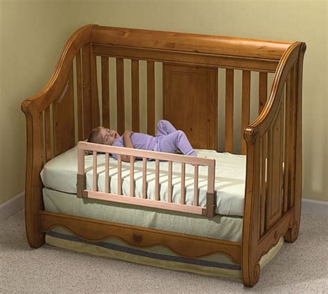 Convertible Crib Safety Rail Convertible Crib Rail