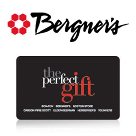Elder Beerman Gift Card - buy bergners gift cards at giftcertificates com