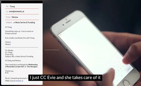 Speak To Evie by We Speak To The Makers Of Evie Singapore S Digital