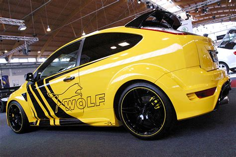 Wolf Tuner by Ford Focus Rs Tuning Wolf