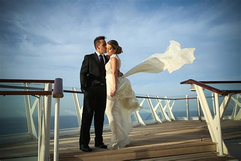 Wedding On A Cruise by 10 Best Cruise Lines For Weddings Cruise Critic