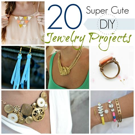 diy designs diy jewelry projects roundup 20 of our favorite designs