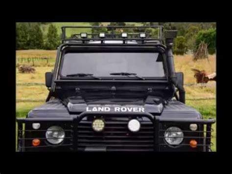 land rover defender 110 engine land rover defender 110 v8 engine roar