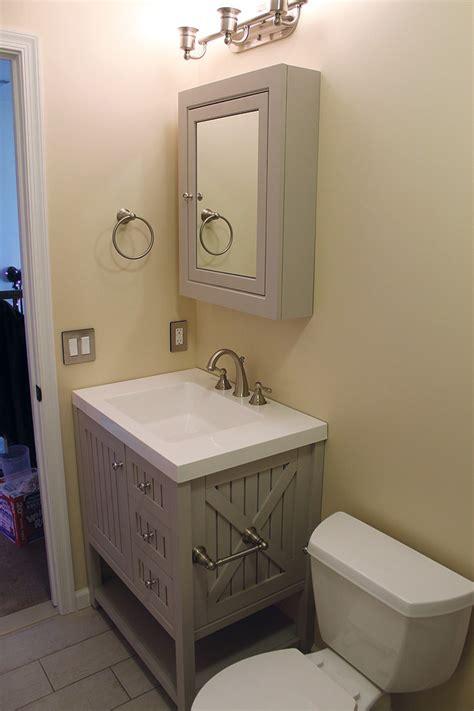 Martha Stewart Bathroom Vanity by Bathroom Remodel In Gainesville Va By Ramcom Kitchen