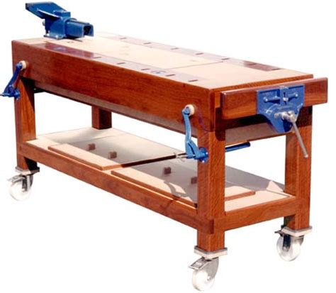 Workshop Table by Top Of The Range Workbench World