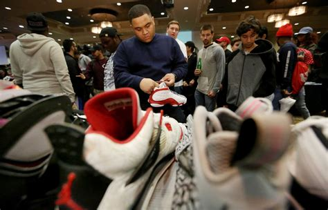 Or Dead Bobby Flock Court Shoe by Thousands Flock To Show Shoes At Sneaker Summit