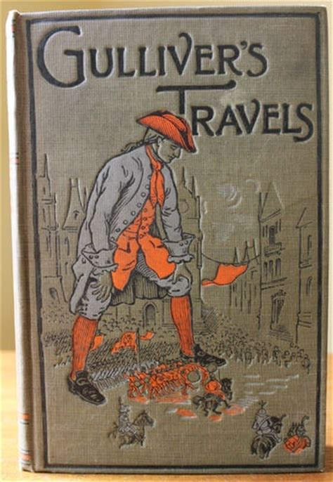 gulliver s travels books antique 1915 gulliver s travels by jonathan