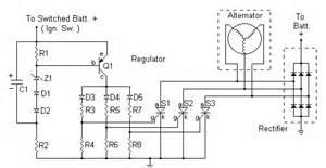 retificador e regulador de voltagem para moto diy hack n road