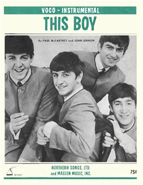 beatles this boy quot this boy quot by the beatles the in depth story the