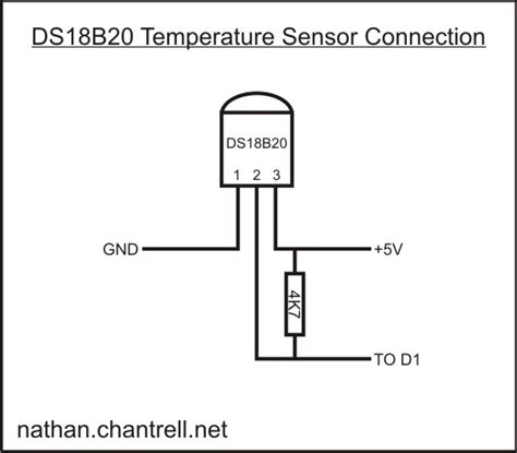 ds18b20 resistor building a graphical display for openenergymonitor nathan chantrell net