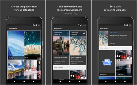 wallpaper apps 11 best wallpaper apps for android