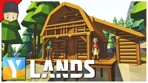 want to build a house ylands let s build a house ep 06 survival crafting