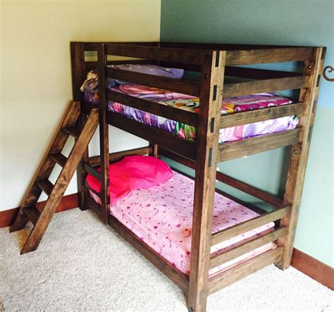 Do It Yourself Bunk Bed Plans Bunk Beds Plans To Build Bunk Beds How To Build A Loft Bed Ideas For Toddler Beds Do It
