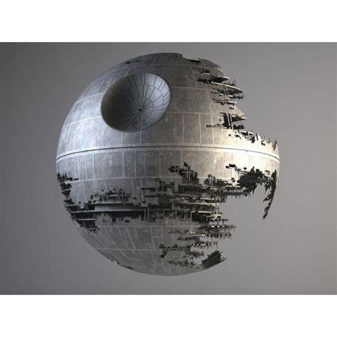 star wars death star destroyed 3d model cgriver