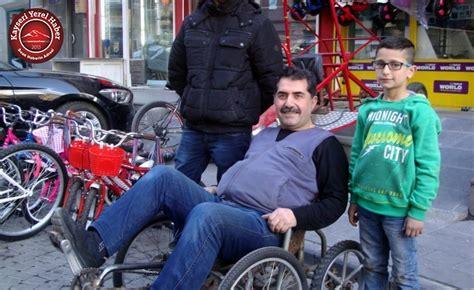 yasli ve engelliler icin oezel bisiklet ueretiyor