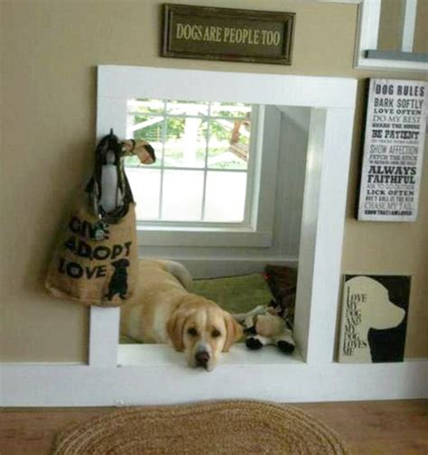dog decorations for home 25 great ideas of dog house under staircase tail and fur