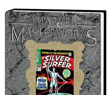 silver light silver volume 1 books marvel masterworks the silver surfer vol 1 variant 2nd