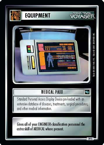 garbage scow emanation wixiban star trek card game guide decipher ccg 1e