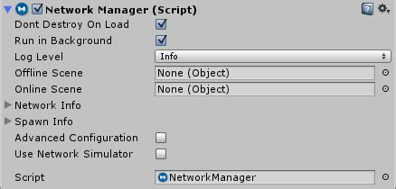 html pattern ip address unity manual using the network manager