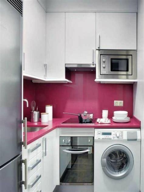 cuisine design petit espace comment am 233 nager une cuisine id 233 es en photos