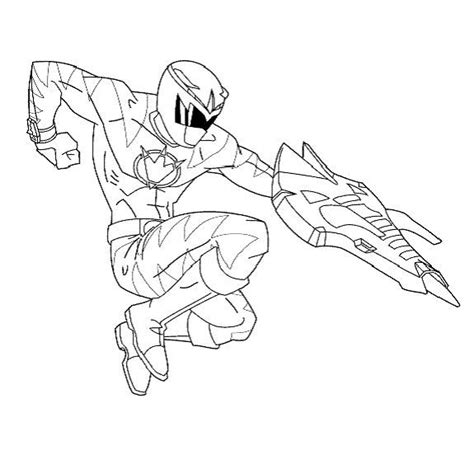 thunder cake coloring page free coloring pages power rangers dino thunder dino power