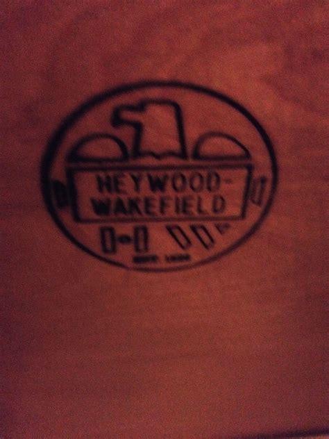heywood wakefield furniture maker mid century