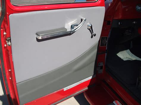 Interior Truck Door Panels Rod Doors Panels Rotten Leonard U0027s Interior Panels Are Made From Brushed 060 Quot Aluminum