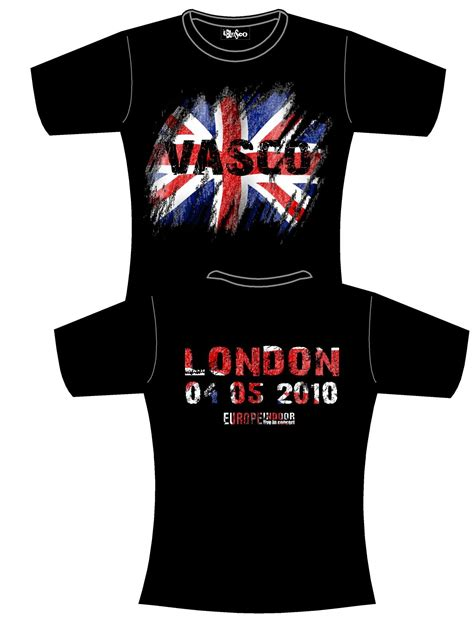 merchandising vasco vasco t shirt vasco emi officially