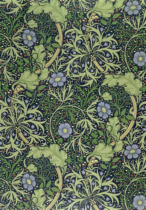 wallpaper design william morris seaweed wallpaper design tapestry textile by william morris