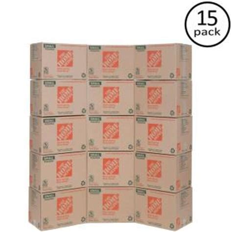 home depot small moving box the home depot 16 in x 12 in x 12 in small moving box