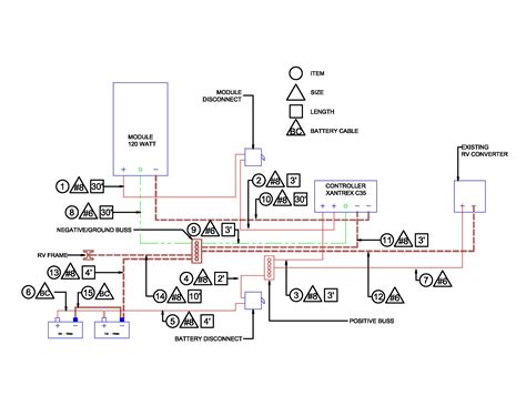 wfco wiring diagram rv inverter inverter circuit diagram